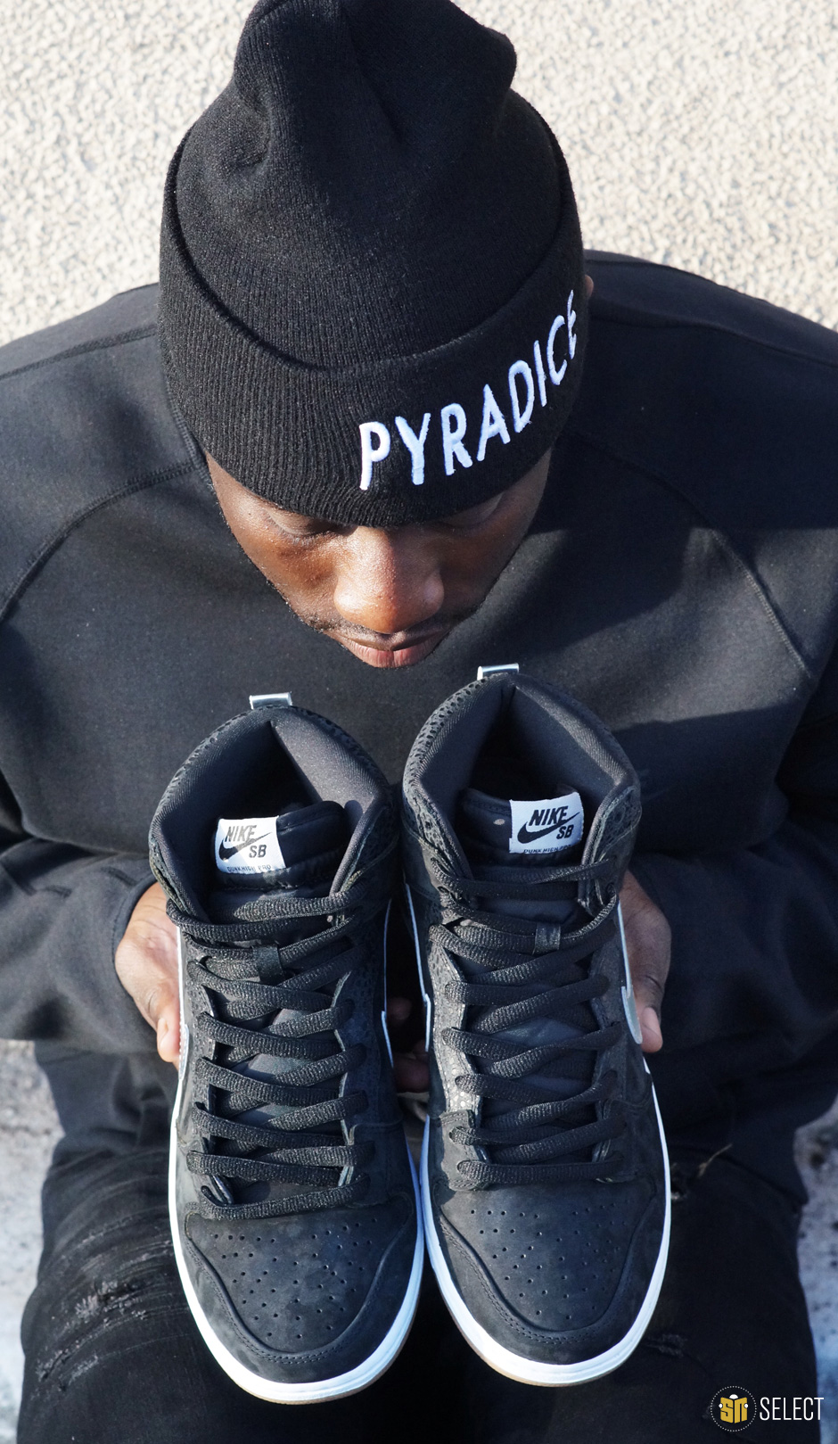 the latest 5f6bc a53fa Sneaker News Select: Nigel Sylvester x Nike SB Dunk High ...