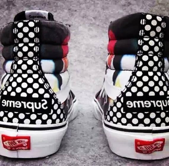 1f8037b67506d Supreme x Commes des Garcon x Vans - 2014 Preview - SneakerNews.com