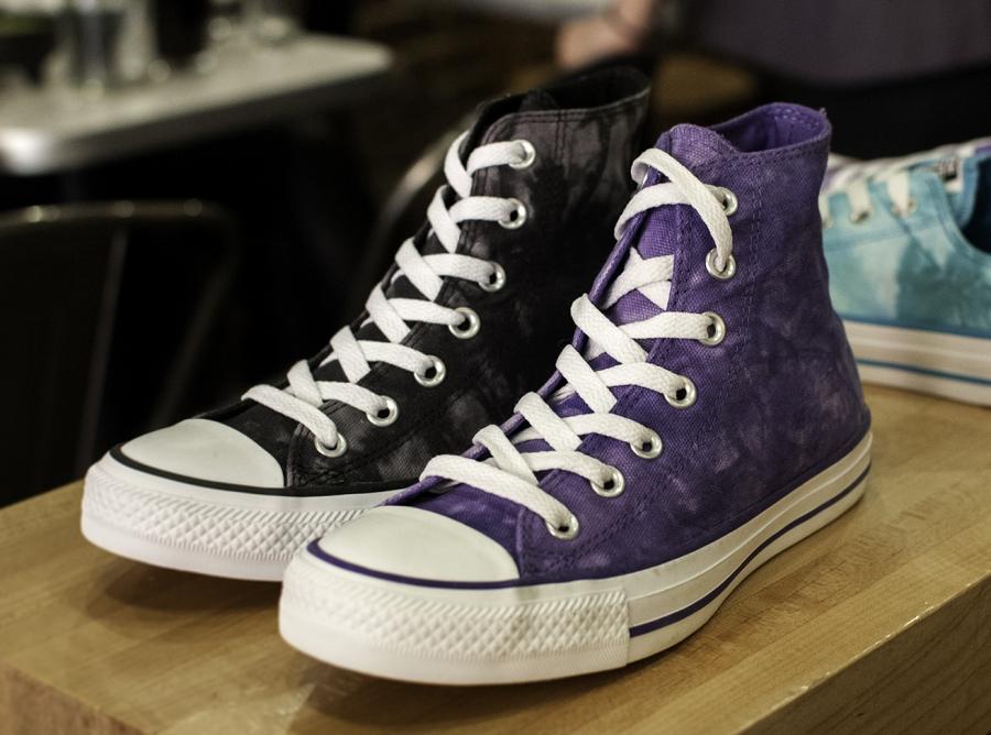 tie dye converse chuk taylor Converse Chuck Taylor All Star Spring 2014