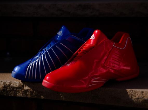 tracy mcgrady adidas t mac 3 all star adidas T Mac 3 All Star Packer Shoes Release Info