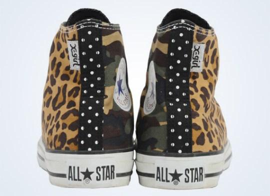 "X-Girl x Converse Chuck Taylor All-Star Hi ""Crazy"""
