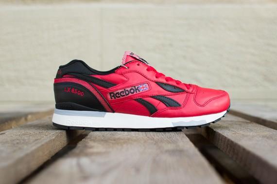 Reebok LX 8500 – Red – Black