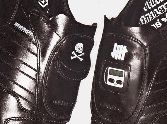 UNDFTD x NEIGHBORHOOD x adidas Originals Footwear Collection