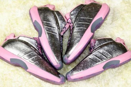 """adidas Crazy 1 – John Wall """"Breast Cancer Awareness"""" PE"""