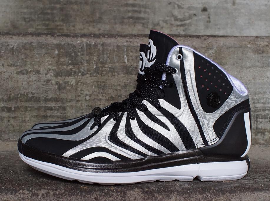 adidas rose zebra