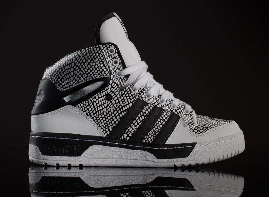 Adidas Metro Attitude Hi Quot Reptile Quot Sneakernews Com