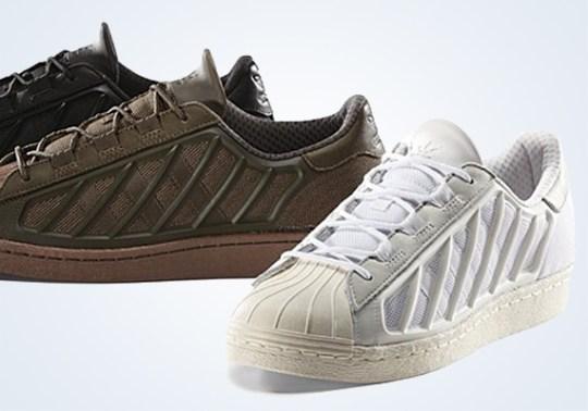 adidas Originals Superstar 80s Cage