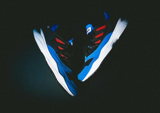 adidas Originals Torsion Allegra – Blue – Black – Red – White