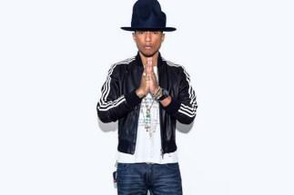 buying new performance sportswear popular stores Pharrell Joins Kanye West and Nigo at adidas Originals ...