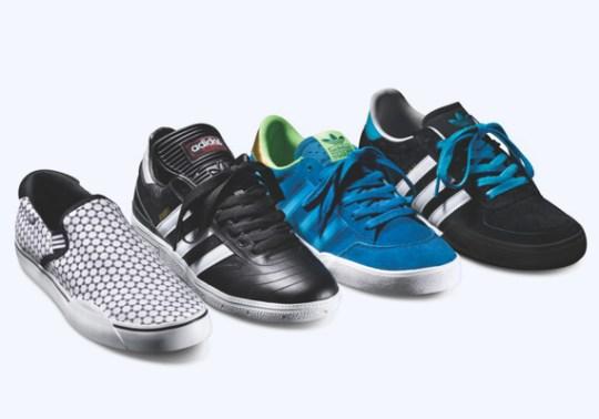 "adidas Skateboarding ""Futebol Pack"""