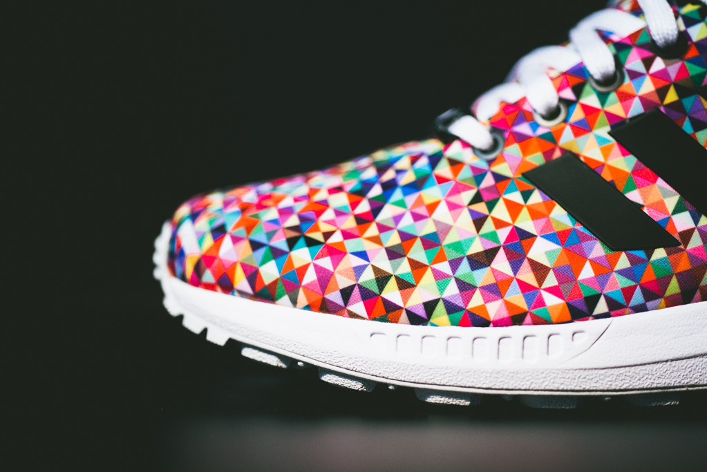 """adidas ZX Flux """"Multi-color"""" - Available - SneakerNews.com"""