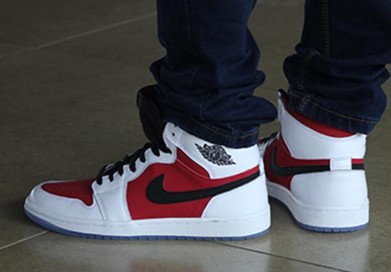 Air Jordan 1 Carmin Rétro Haut