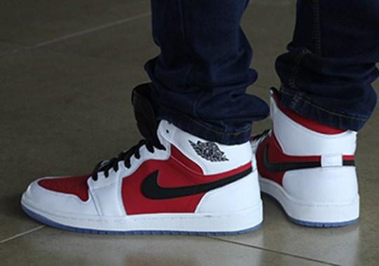 "Air Jordan 1 Retro High OG ""Carmine"" – Release Date"