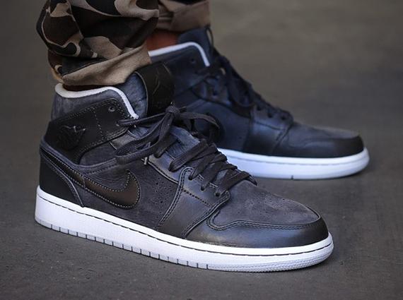 Air Jordan 1 Du Milieu Coloris Kd