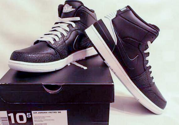 2e534b21ee1c65 Air Jordan 1 Retro  86 - Inspired by the Air Jordan 2 - SneakerNews.com