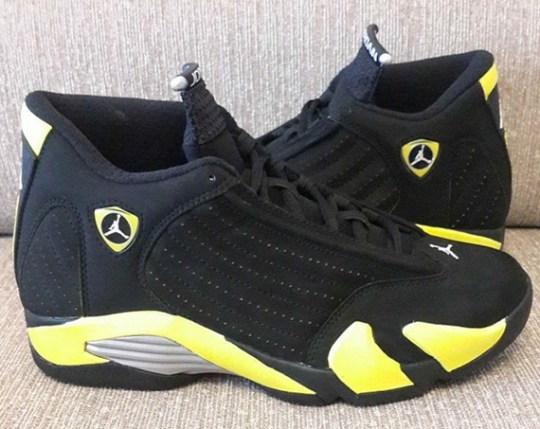 """Air Jordan 14 Retro """"Thunder"""""""