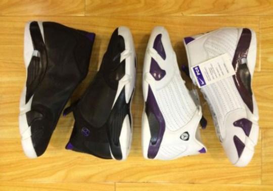 "Air Jordan 14 – Ray Allen ""Milwaukee Bucks"" PEs on eBay"