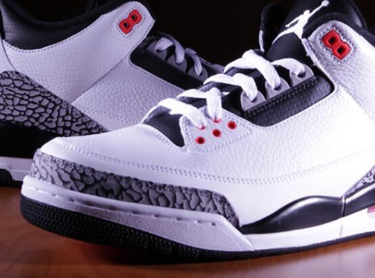 "Air Jordan 3 ""Infrared 23"" – Available at Flight 23 NYC"
