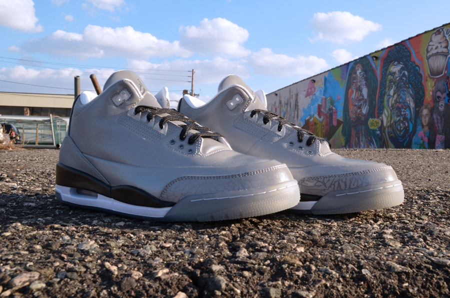 a086efe41722 Air Jordan 5LAB3 Color  Reflect Silver Reflect Silver-Black-White Style  Code  585545-010. Release Date  03 29 14. Price   225