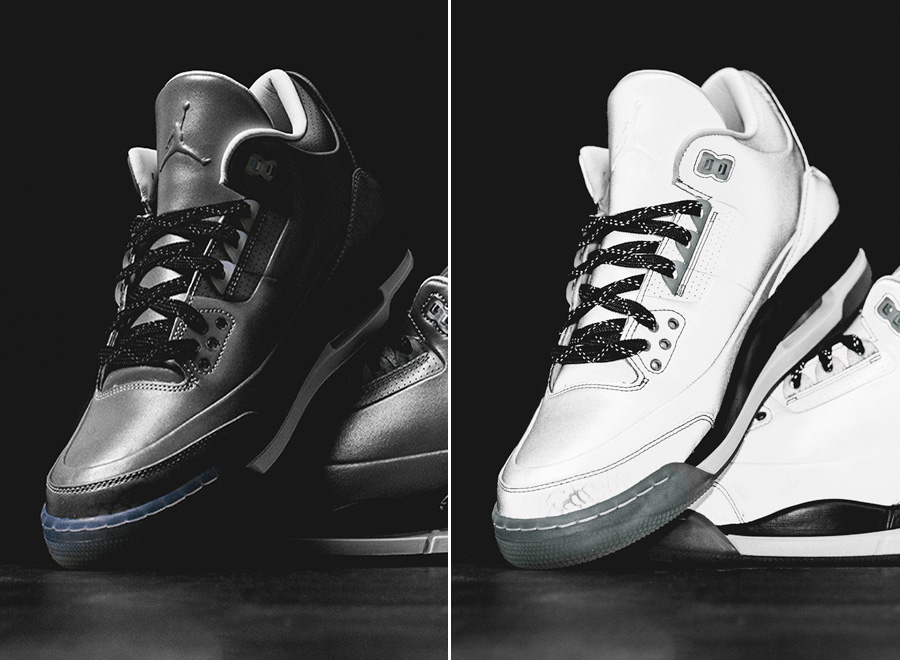 low priced 188d4 ec886 The Air Jordan 5Lab3 Goes Full Reflective - SneakerNews.com