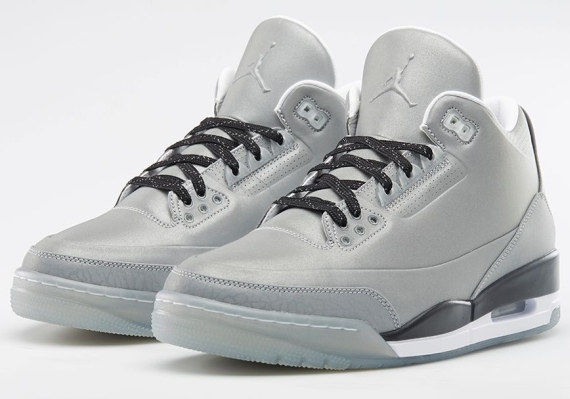 The Air Jordan 5Lab3 is a sneaker that's not quite as committed as its  predecessor as far as the borrowing goes. When the Air Jordan 3Lab5 took on  the Air ...
