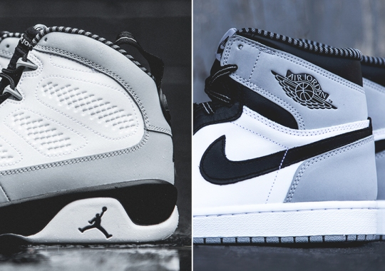 "A Closer Look at the Air Jordan ""Barons Pack"""