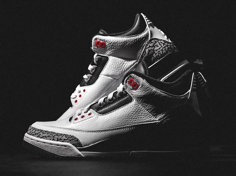 separation shoes 3027e def62 nike air jordan 3 retro infrared 23