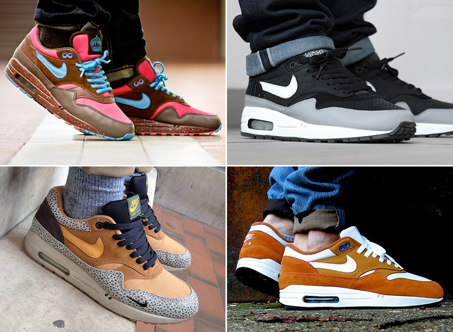size 40 16c8e 452d2 Visible Heat Nike Air Max 1 Gems Over The Years