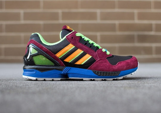 """A Detailed Look at the adidas ZX """"25th Anniversary"""" Pack"""