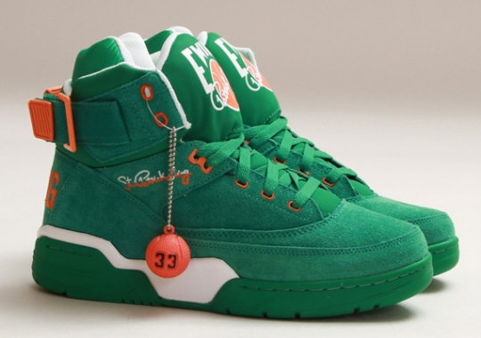 """Ewing 33 Hi """"St. Patrick's Day"""" – Release Date"""