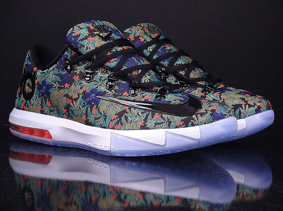 Buy Nike KD 6 Cheap sale EXT Floral