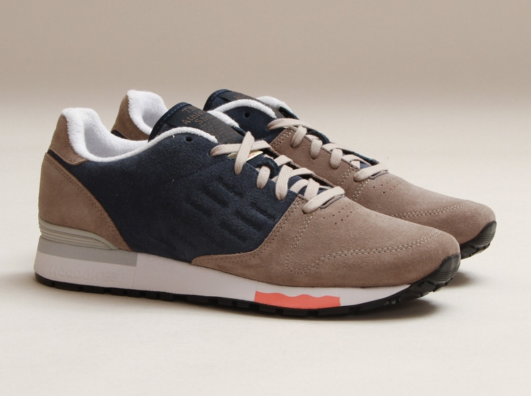 8bea46a6a384 Garbstore x Reebok CL 6000   Experimental Colour Transmission   high-quality