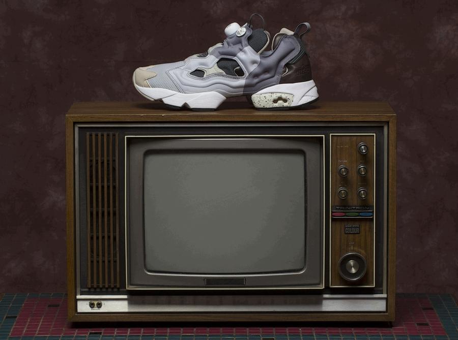 "b248d9c77867 Garbstore x Reebok Insta Pump Fury ""Experimental Colour Transmission"" -  SneakerNews.com"