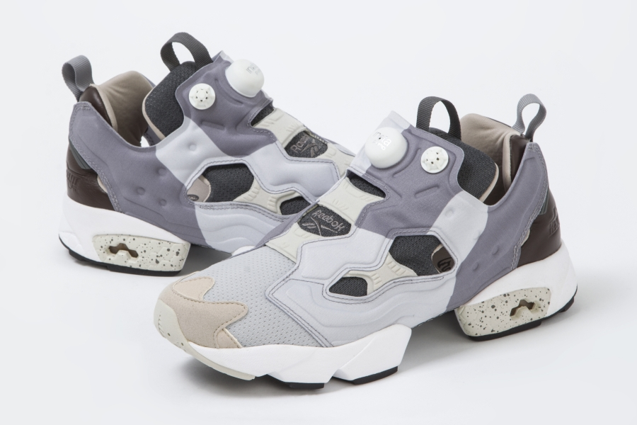 garbstore x reebok insta pump fury experimental colour. Black Bedroom Furniture Sets. Home Design Ideas