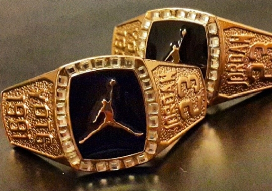 A Closer Look at the Championship Ring Lacelocks