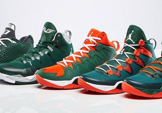 "Jordan Brand ""St. Patrick's Day"" PEs"