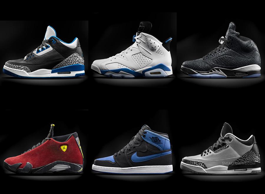 brand new cb6c2 4830a A Recap of Fall 2014 Air Jordan Retros - SneakerNews.com