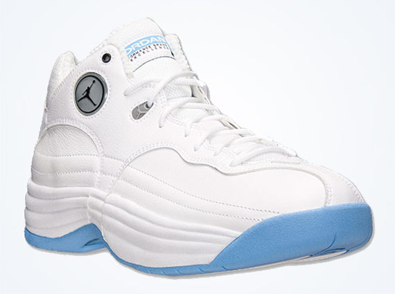 hot sale online e198d 38ec8 Jordan Jumpman Team 1 – White – University Blue