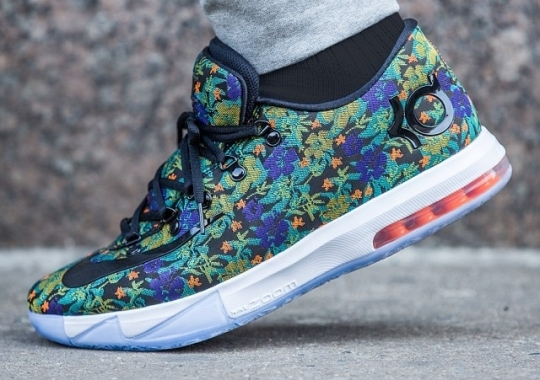 """Nike KD 6 """"Floral"""" – Release Date"""