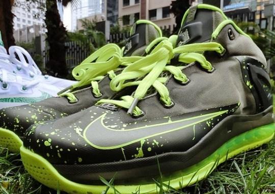 """Nike LeBron 11 Low """"Dunkman"""" – Release Date"""