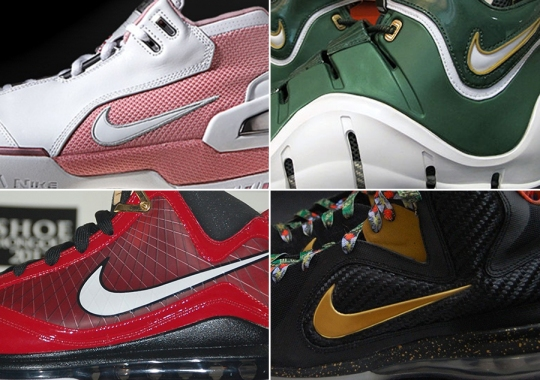 SVSM, Watch the Throne, and More Legendary Nike LeBron PEs