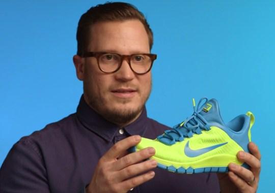 Nike's Nathan VanHook, Designer of Air Yeezy 2, Named Athletic Training Footwear Design Director