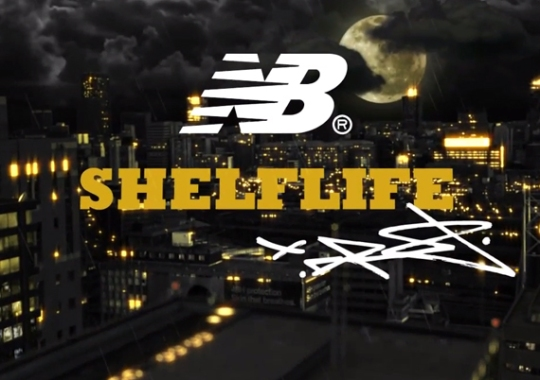 "Shelflife x Dr. Z x New Balance 574 ""City of Gold"" – Preview Video"