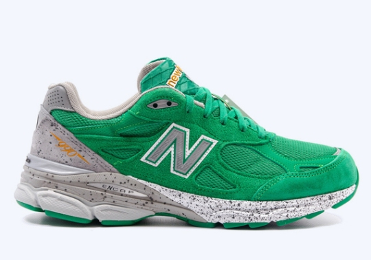 "New Balance 990 – Boston Marathon ""St. Patrick's Day"""