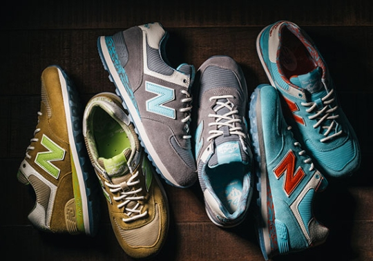 """New Balance """"Summer Solution"""" Collection"""