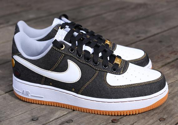 Nike Air Force 1 Denim