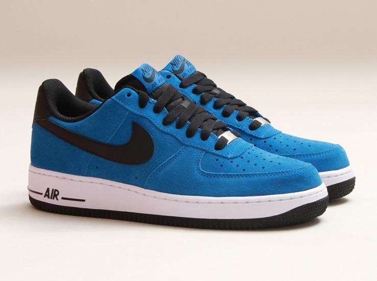Nike Air Force 1 Faible Papillon Bleu / Noir Militaire Boutique en vente sortie obtenir authentique pas cher 2015 p2KWlwarWO