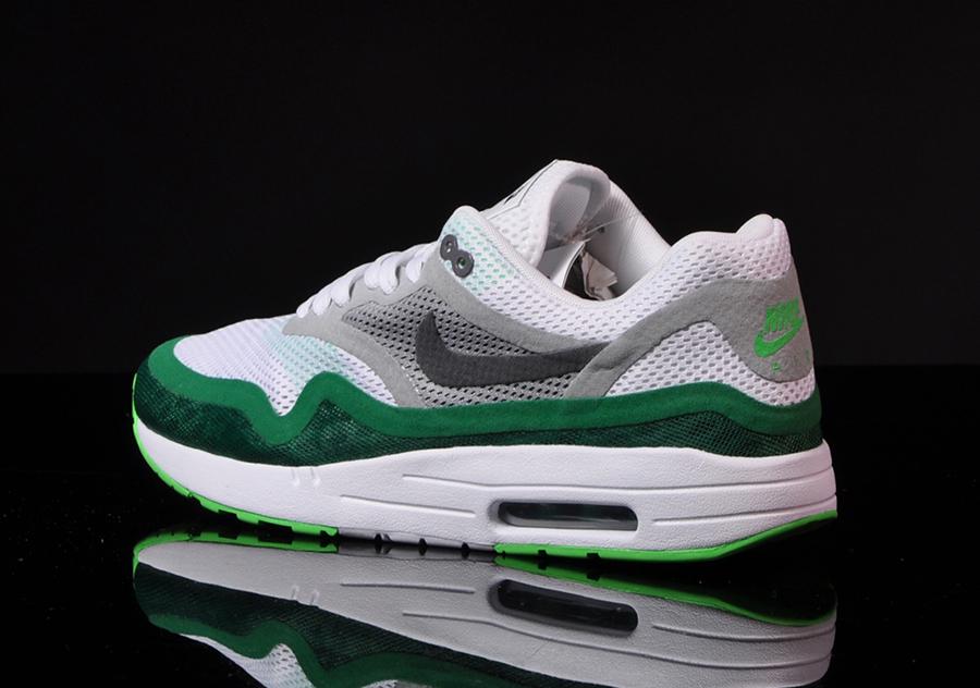 "... Nike Air Max 1 Barefoot ""Pine Green"" ... 4d6bfef867"