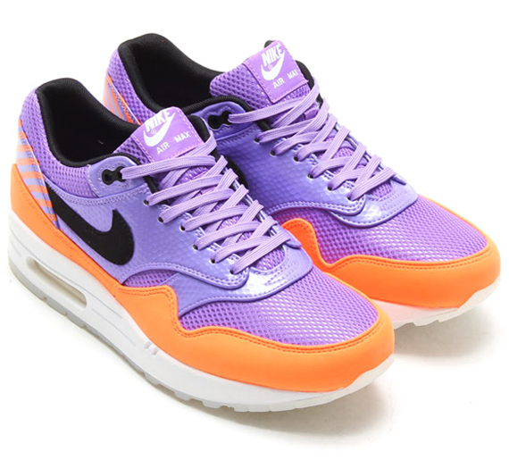 nike air max purple orange