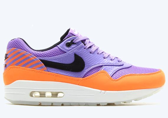 f32e530420 Nike Air Max 1 FB Mercurial - Atomic Violet - Total Orange ...